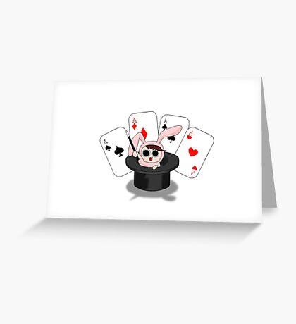 It's magic!! Greeting Card