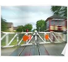 The Railway Crossing Poster