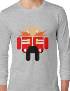 Dr. Droidbotnik Long Sleeve T-Shirt
