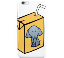 Elephant Juice iPhone Case/Skin