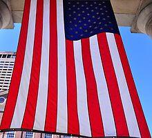 We Remember 9/11/2001  Quincy Market Boston 9/11/2011 by John  Kapusta