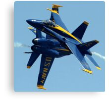 united states blue angels Canvas Print
