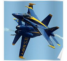 united states blue angels Poster