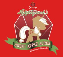 Applejack's Sweet Apple Acres Kids Clothes