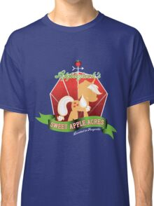 Applejack's Sweet Apple Acres Classic T-Shirt