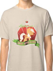Applejack's Sweet Apple Acres Classic T-Shirt