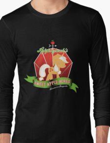 Applejack's Sweet Apple Acres Long Sleeve T-Shirt