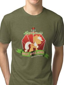Applejack's Sweet Apple Acres Tri-blend T-Shirt