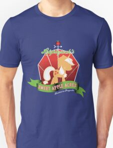 Applejack's Sweet Apple Acres Unisex T-Shirt