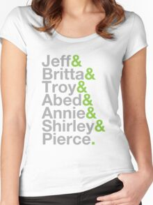 Community Jetset Women's Fitted Scoop T-Shirt