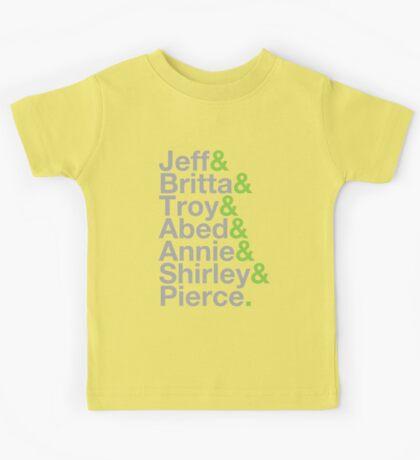 Community Jetset Kids Tee
