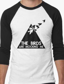 Mocking Birds Men's Baseball ¾ T-Shirt