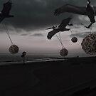 PLANNED FLIGHT by Paul Quixote Alleyne