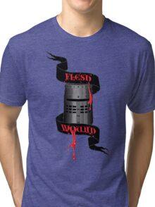 Flesh Wound Tri-blend T-Shirt