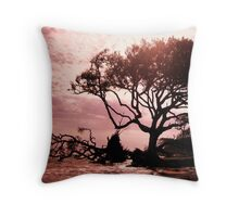 Jekyll light Throw Pillow
