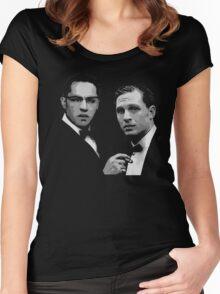 Ronald, Reginald Women's Fitted Scoop T-Shirt