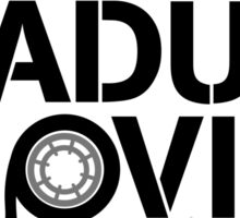i like Adult Movies Sticker