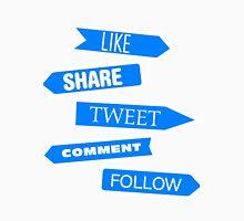 Social Media Directory Unisex T-Shirt