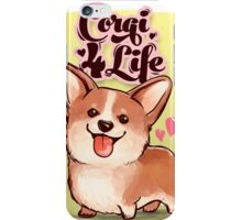 Corgi 01 iPhone Case/Skin