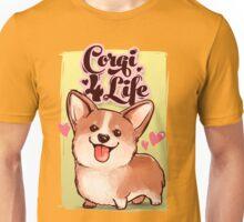 Corgi 01 Unisex T-Shirt