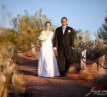 Christine and Mario by idphotography