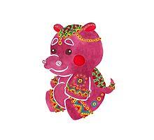 Baby Hippo Photographic Print