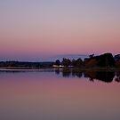 Lake Wendouree - Not Deep Purple yet give it 10 by Rosestone