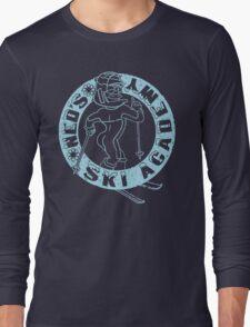 Neds Ski Academy Long Sleeve T-Shirt