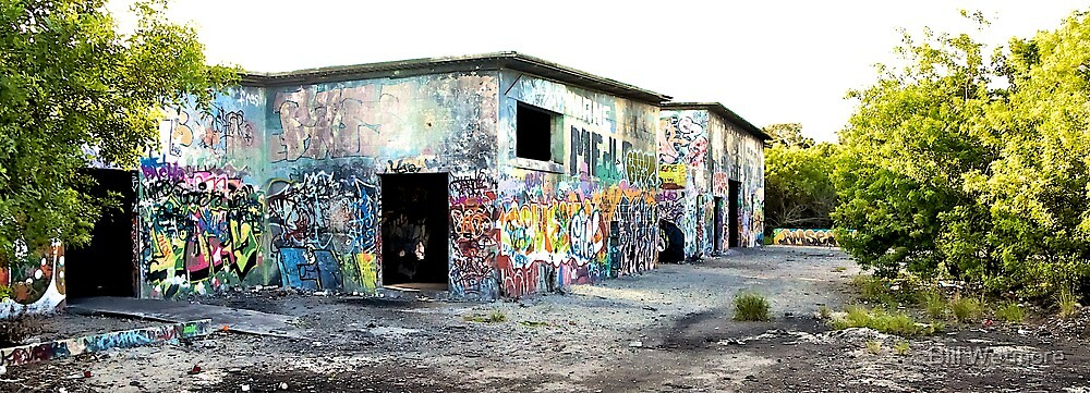 Cold War Relic - abandoned Nike Missile site by njordphoto