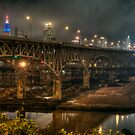 Interbelt FWY Bridge, Cleveland , Ohio by Mariano57