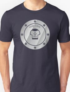 Motorcycle gas cap silver 3D T-Shirt