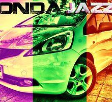 HONDA jazz by benbdprod