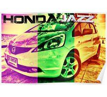 HONDA jazz Poster