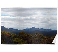 Stirling Ranges, WA Poster