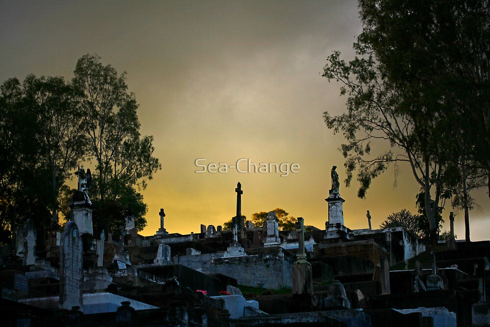 Glory on the Hill by Sea-Change