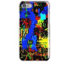 LOVE AND GRAFFITI iPhone Case/Skin