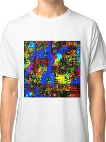 LOVE AND GRAFFITI Classic T-Shirt