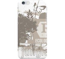 Tree Art Ecology iPhone Case/Skin