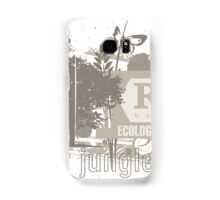 Tree Art Ecology Samsung Galaxy Case/Skin