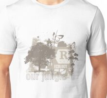 Tree Art Ecology Unisex T-Shirt