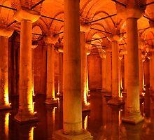Byzantine Glow by Lisa Baumeler