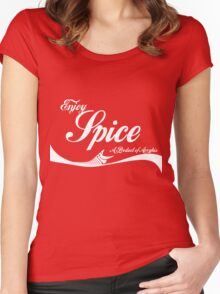 Spice Women's Fitted Scoop T-Shirt