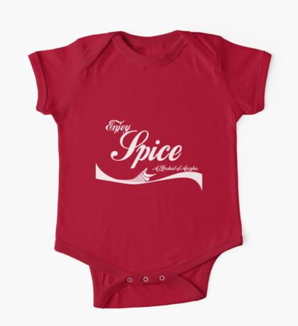 Spice One Piece - Short Sleeve