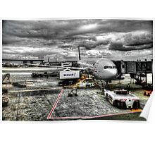 Airport  HDR Poster