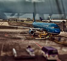 Airport by benbdprod