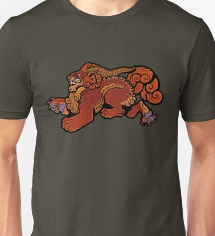 Running Foo Unisex T-Shirt