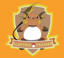 Electric Trainer #2 by Miausita