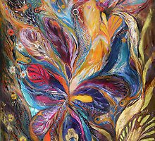 The Galilee Iris by Elena Kotliarker
