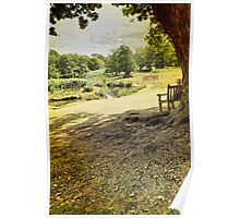 Leicestershire - Bradgate Park Poster