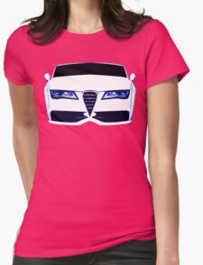 AUDI Womens Fitted T-Shirt